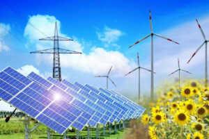 З початку року виробництво відновлюваної енергії в Україні зросло на 30%