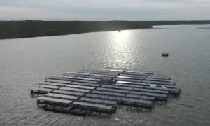 У Нідерландах мають намір побудувати сонячну станцію на 15 плаваючих островах